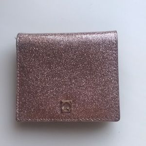 Kate Spade Mini Wallet in Rose Gold